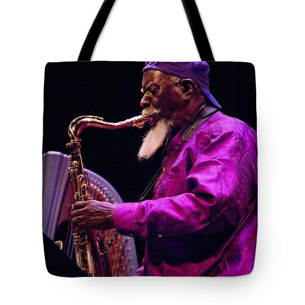 Pharoah Sanders 6 Tote Bag