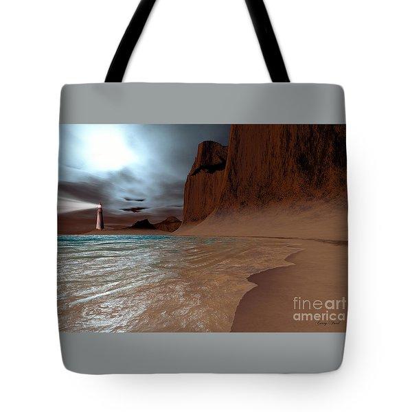 Pharos Tote Bag by Corey Ford
