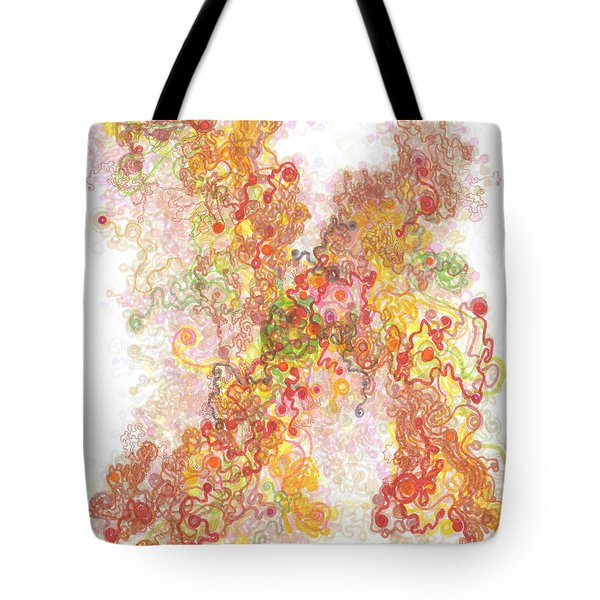Phase Transition Tote Bag