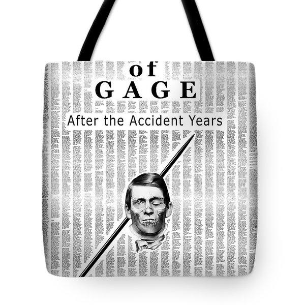 Phases Of Gage Book Poster  Tote Bag