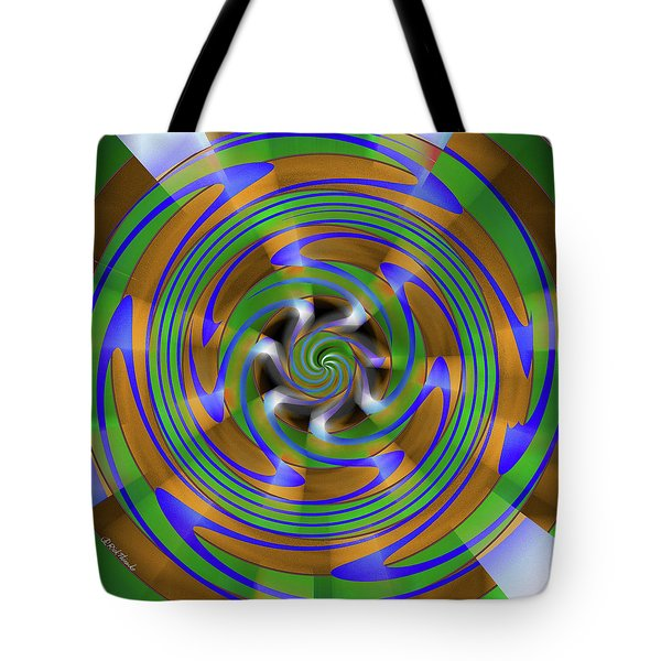 Phasing Tote Bag
