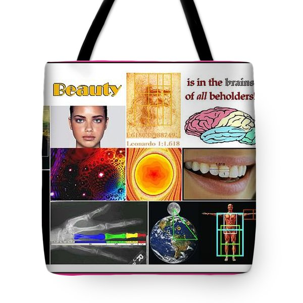 Phi Beauty Tote Bag