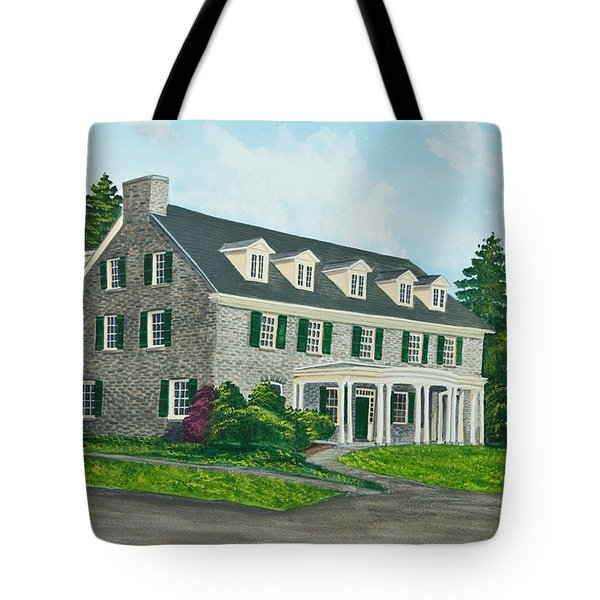Phi Gamma Delta Tote Bag by Charlotte Blanchard