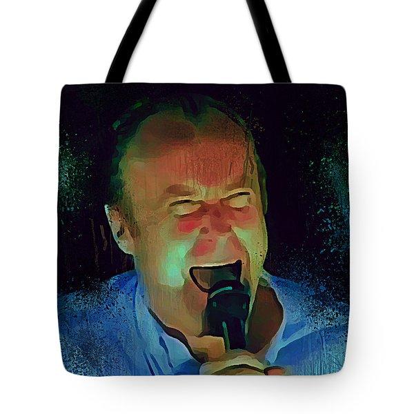Phil Collins Ha Ha Ha Tote Bag