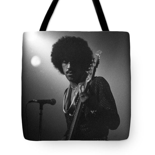 Phil Lynott Tote Bag by Sue Arber