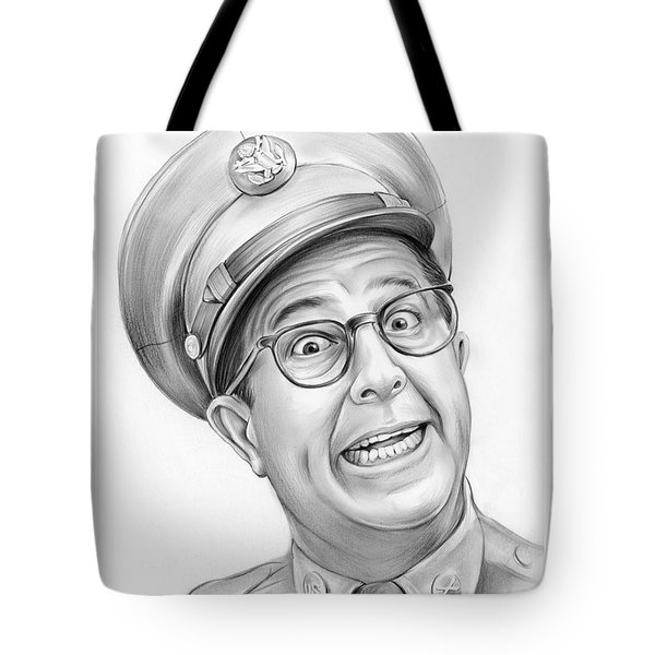 Phil Silvers Tote Bag