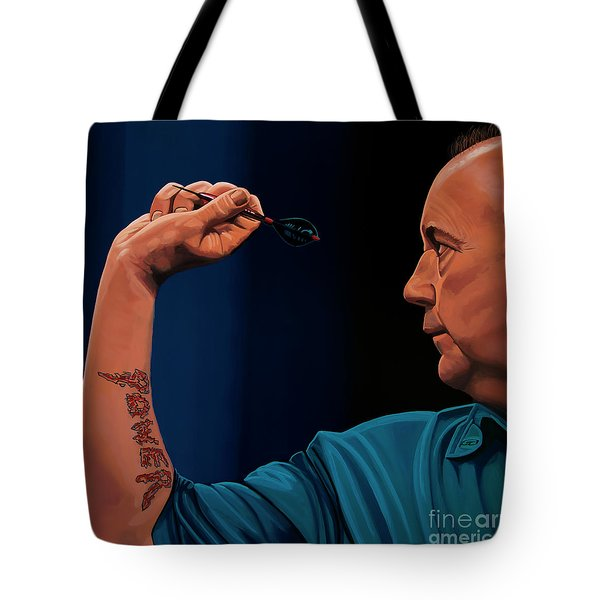Phil Taylor The Power Tote Bag