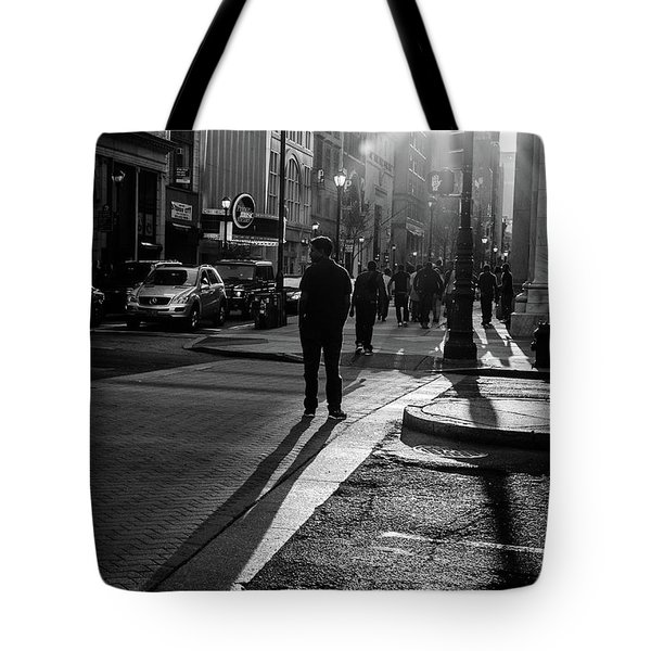 Philadelphia Street Photography - 0943 Tote Bag