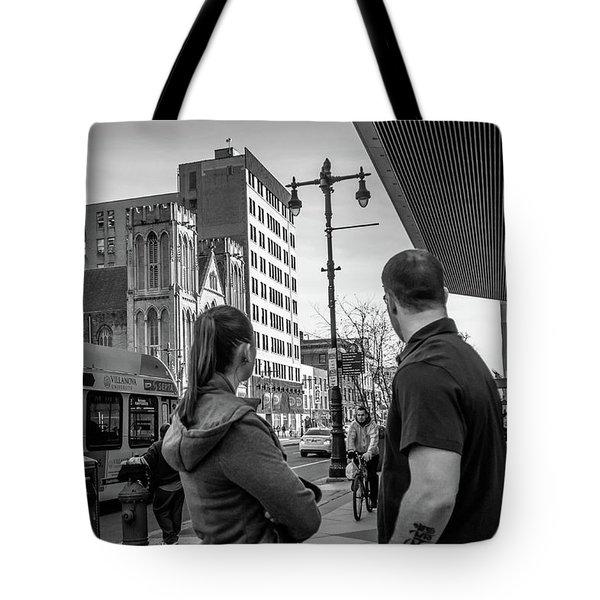 Philadelphia Street Photography - Dsc00248 Tote Bag