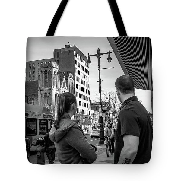 Philadelphia Street Photography - Dsc00248 Tote Bag