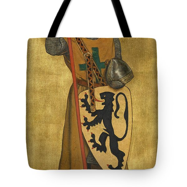 Philip Of Alsace Tote Bag