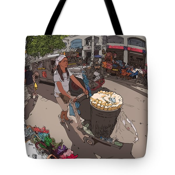 Philippines 1265 Mais Tote Bag