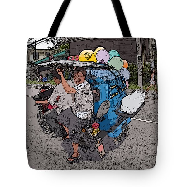Philippines 2762 Party Supplies Tote Bag