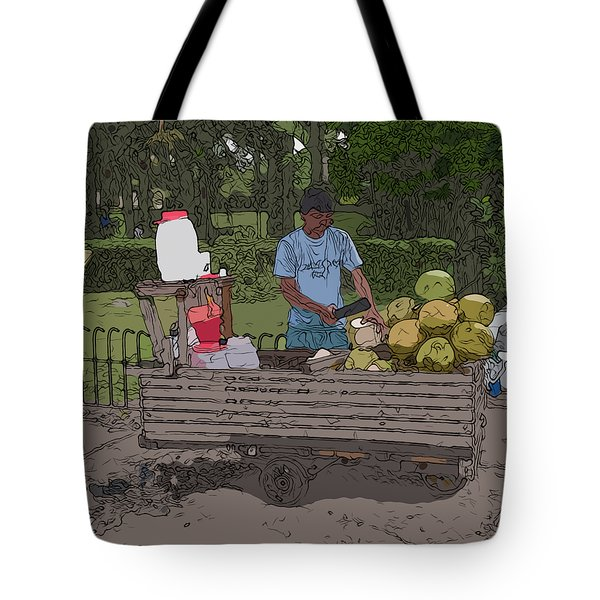 Philippines 936 Buko Tote Bag