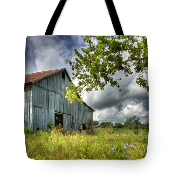 Phillip's Barn #2 Tote Bag