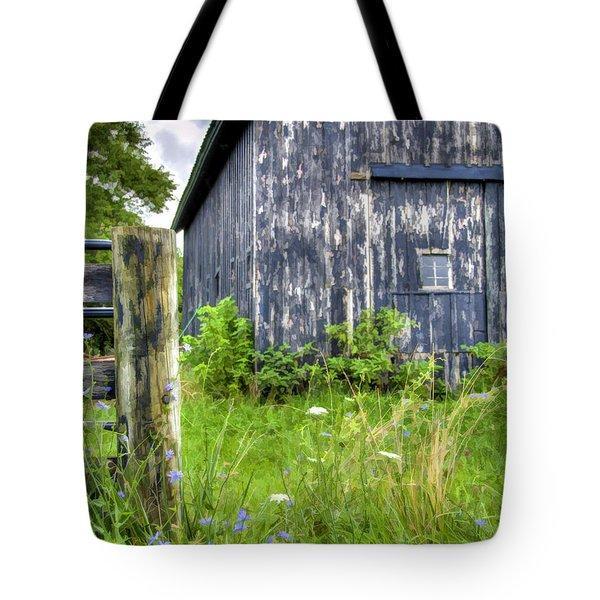 Phillip's Barn #3 Tote Bag