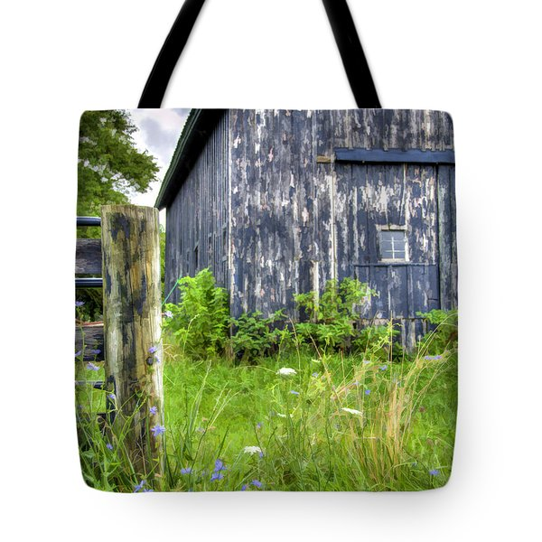Phillip's Barn #3 Tote Bag