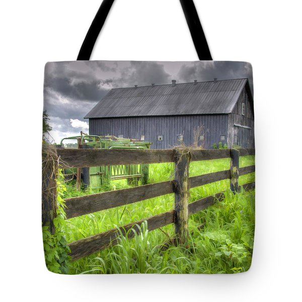 Phillip's Barn #4 Tote Bag