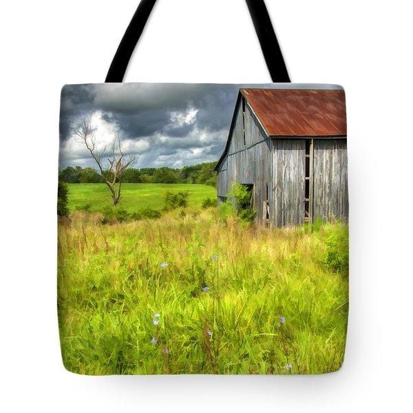 Phillip's Barn Tote Bag