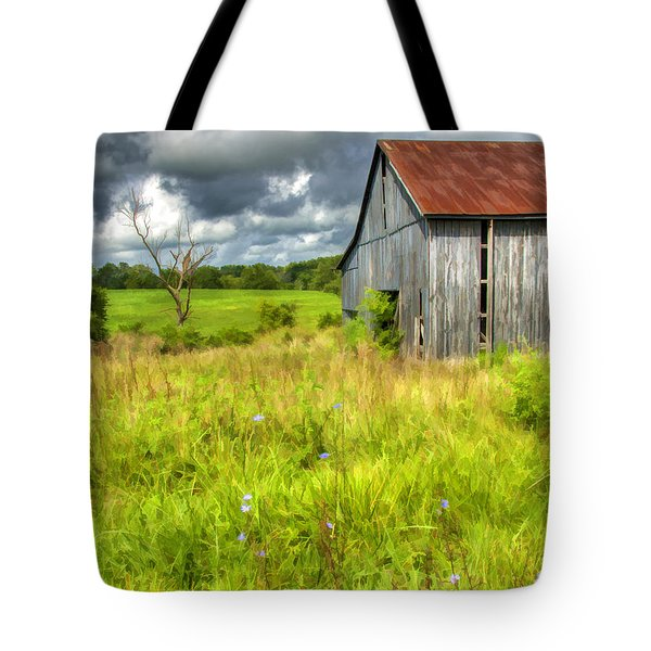 Phillip's Barn Tote Bag