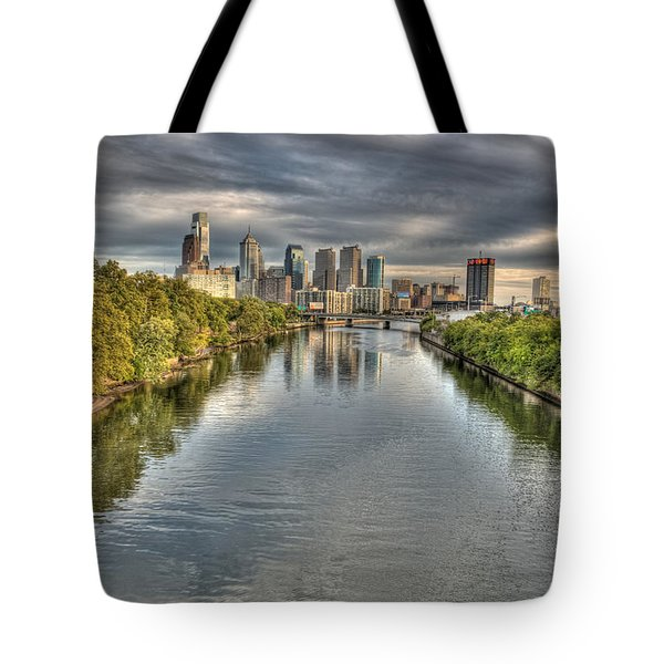 Philly River Tote Bag