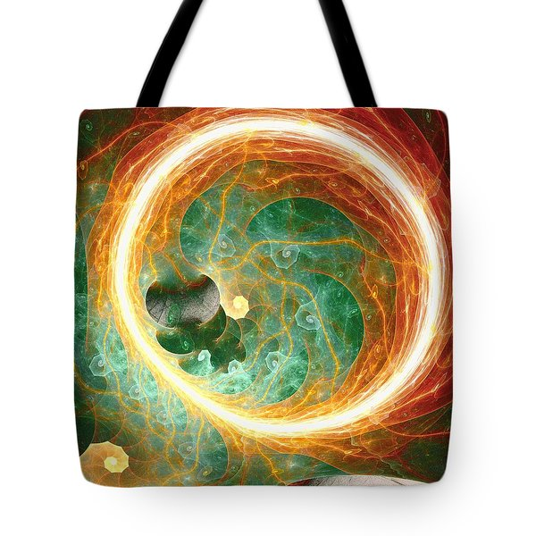 Philosophy Of Perception Tote Bag