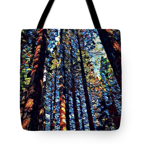 Phil's Trees Tote Bag