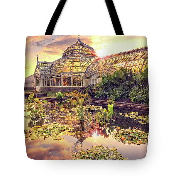 Lilys At Phipps  Tote Bag