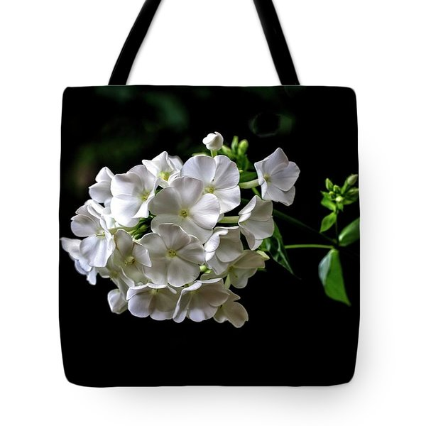 Phlox Flowers Tote Bag