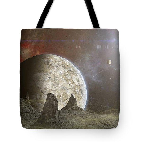 Phobos Tote Bag