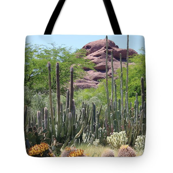 Phoenix Botanical Garden Tote Bag