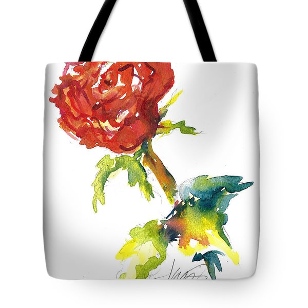 The Phoenix Rose Tote Bag