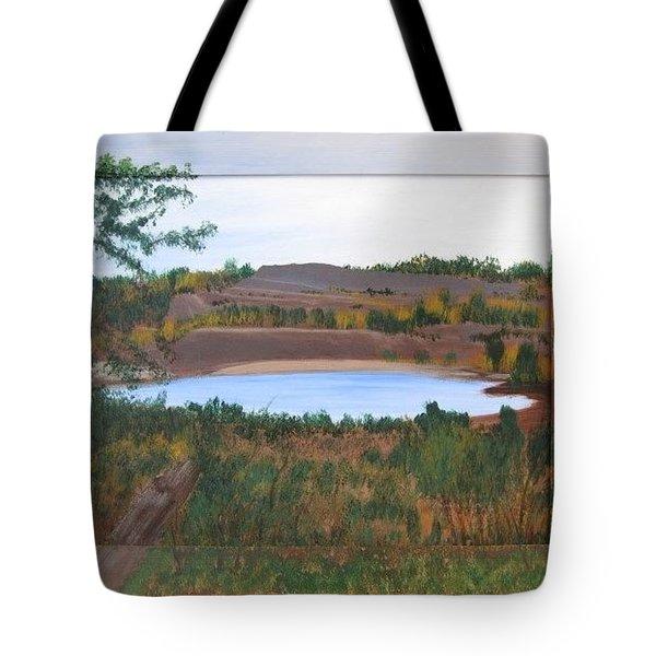 Phoenix Lake Tote Bag