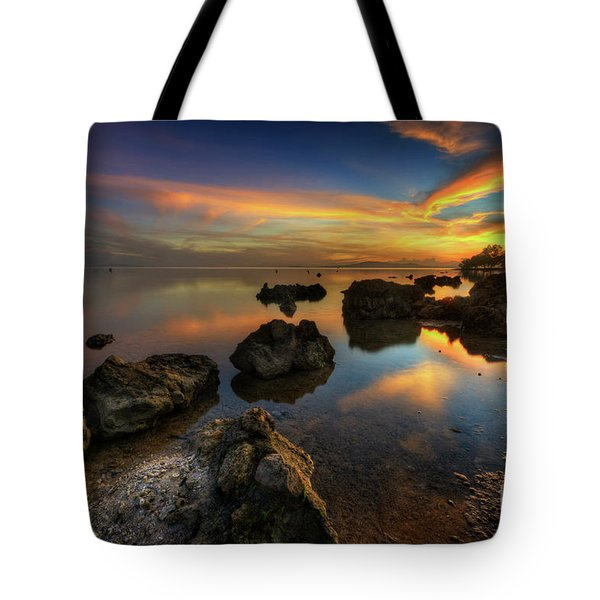 Tote Bag featuring the photograph Phoenix Nights 4.0 by Yhun Suarez