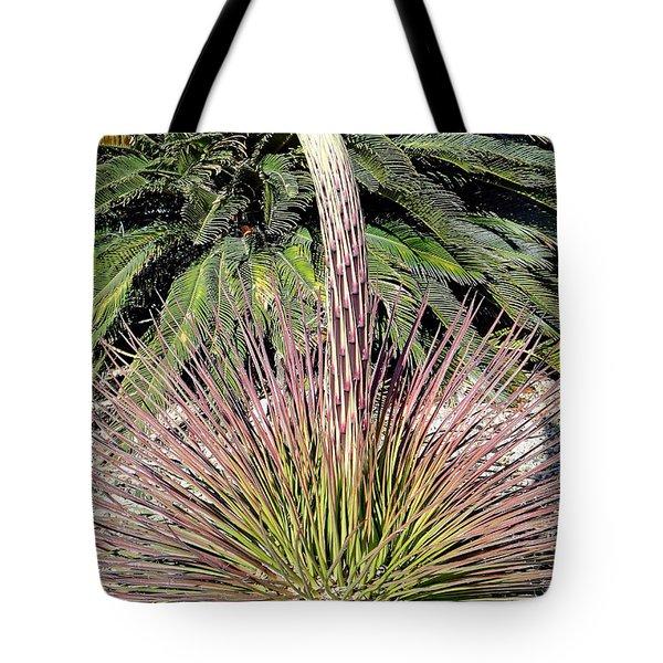 Phoenix Spire Tote Bag