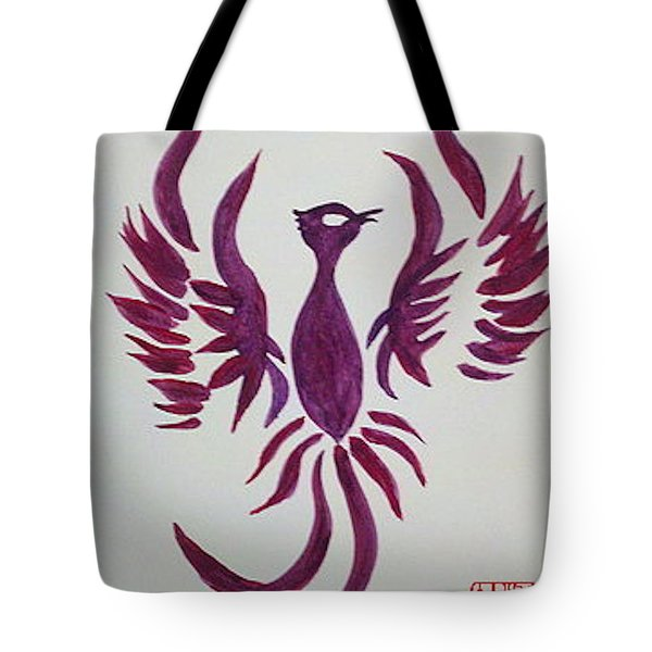 Phoenix Starr Tote Bag