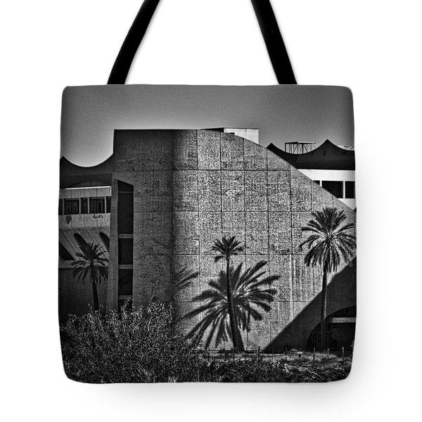Phoenix Trotting Park Entrance Tote Bag