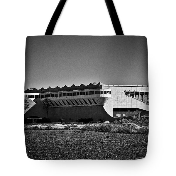 Tote Bag featuring the photograph Phoenix Trotting Park by Kirt Tisdale