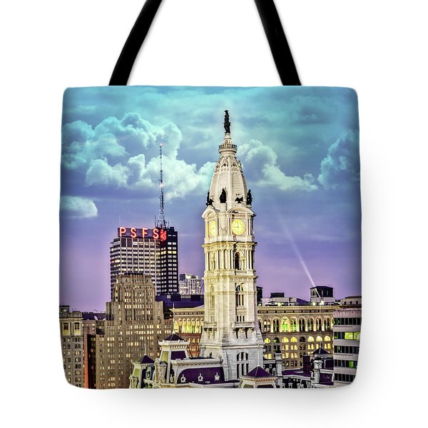 Phoenix View Tote Bag