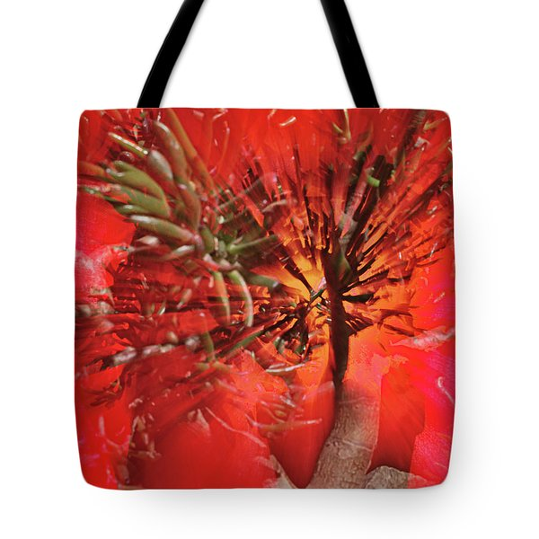 Tote Bag featuring the photograph Photo Sin Thesis by Susan Capuano