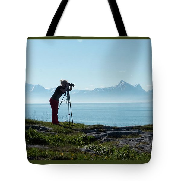 Photograph In Norway Tote Bag