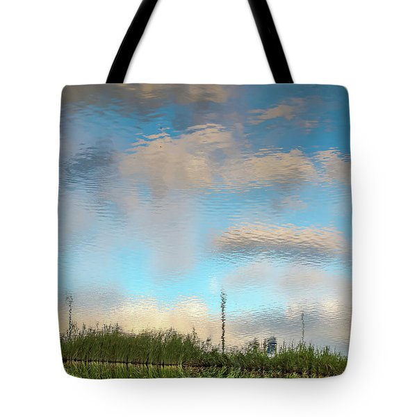 Photograph Like Oil Painting Tote Bag