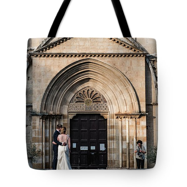 Photographer Tote Bag by Joseph Yarbrough