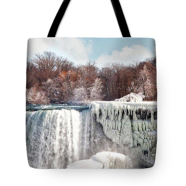 Niagara  Tote Bag