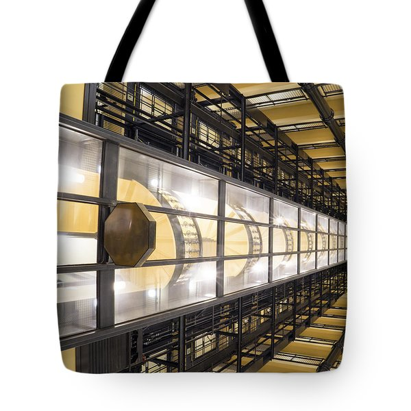 004 - Photon Cannon Tote Bag