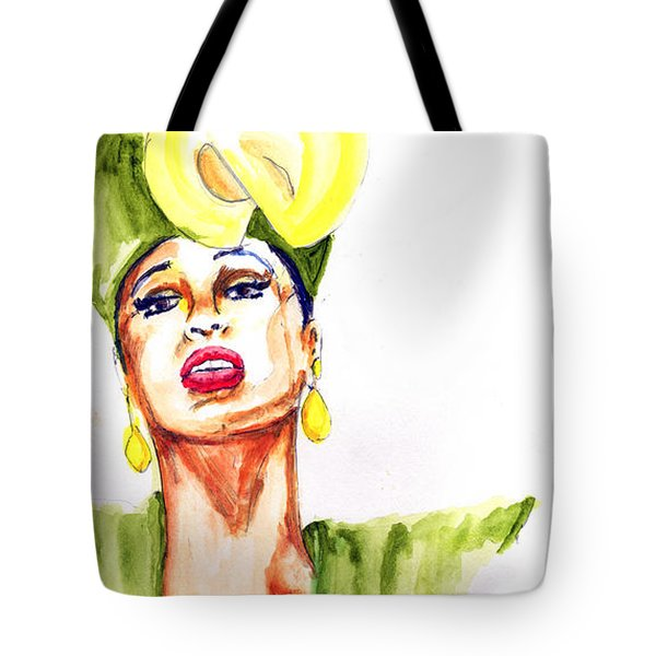 Phyllis Tote Bag by Howard Barry