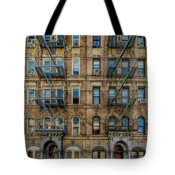 Tote Bag featuring the photograph Physical Graffiti by Chris Lord