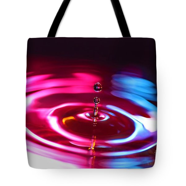 Physics Of Water 1 Tote Bag