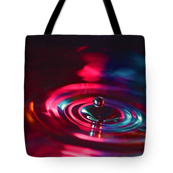 Physics Of Water 4 Tote Bag