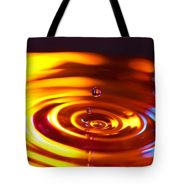 Physics Of Water 5 Tote Bag